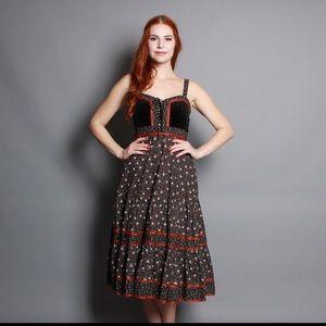 Gunne Sax by Jessica McClintock Prarie Dress